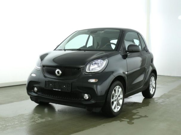 SMART fortwo coupé passion led pano shz komfort