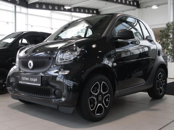 SMART fortwo coupé  Cool&Audio Komfort-Paket SHZ