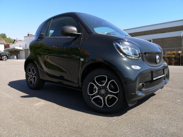 SMART fortwo coupé Cool & Audio Sitzheizung Komfort-P.