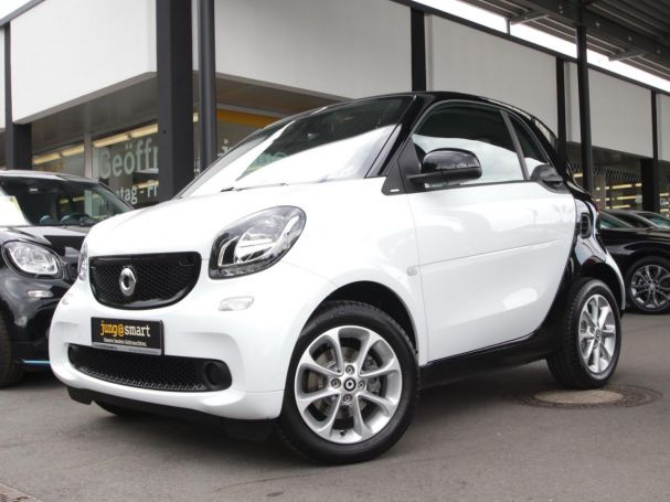 SMART fortwo coupé passion Cool/Media Komfort LED