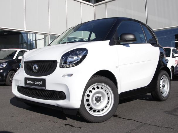 SMART fortwo coupé  Cool/Audio Komfort-Paket