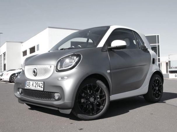 SMART fortwo coupé  passion twinmatic Cool&Media SHZ