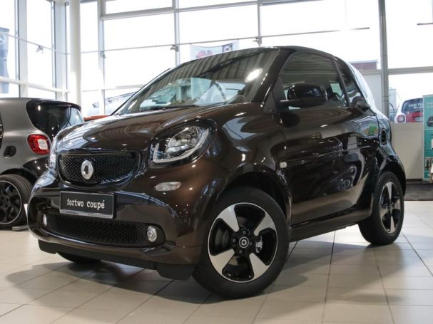 SMART fortwo coupé  perfect Cool&Audio Pano Led&Sensor