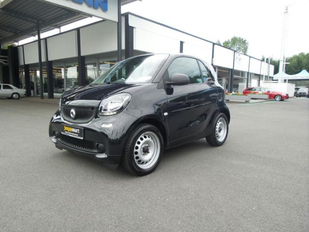 SMART fortwo coupé Cool/Audio LED