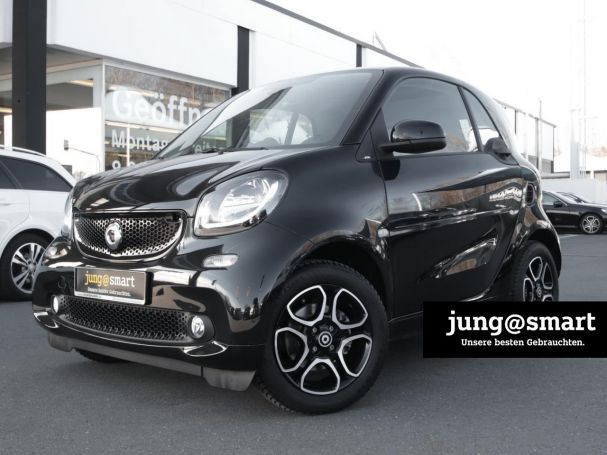 SMART fortwo  prime LED cool&audio Pano SHZ