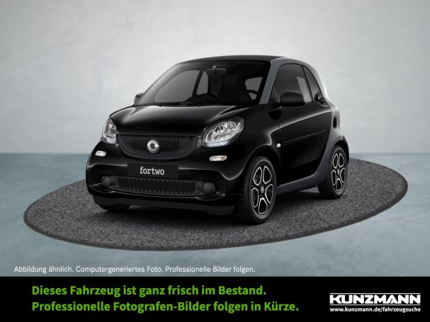 SMART fortwo  Cool&Audio Sitzheizung KomfortPaket