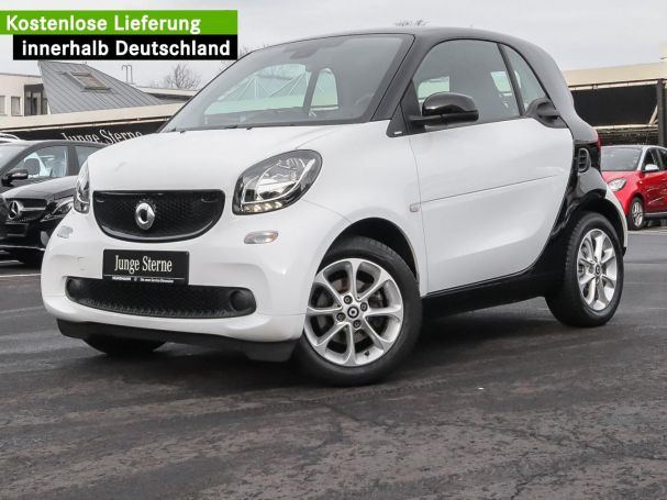 SMART fortwo passion Cool&Audio Panoramadach Klima SHZ