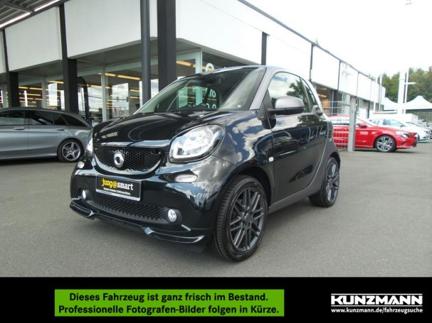 SMART fortwo turbo coupé BRABUS Sport prime cool&audio