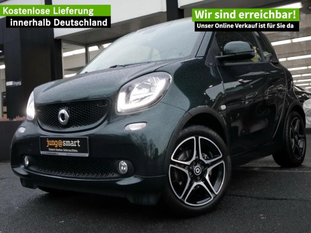 SMART fortwo turbo | edition ready to share Cool&Audio
