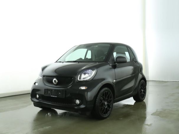 SMART fortwo turbo  passion sleek sport Navi LED Pano