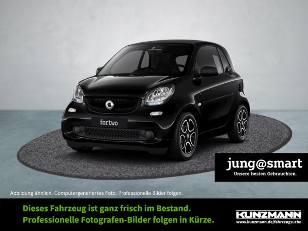 SMART fortwo turbo  Cool&Audio Sitzheizung Tempomat