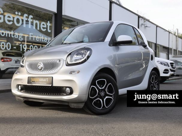 SMART fortwo turbo twinamic cool&audio Panorama SHZ