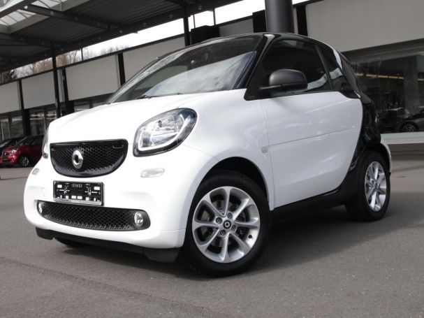 SMART fortwo turbo passion LED Pano. SHZ cool&audio