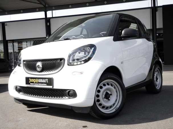 SMART fortwo turbo Cool/Audio SHZ Panorama SD Tempomat