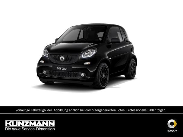 SMART fortwo turbo twinamic Cool/Media JBL Panorama SD