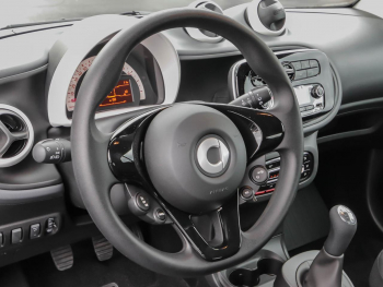 SMART smart fortwo 52 kW Cool & Audio Tempomat SHZ