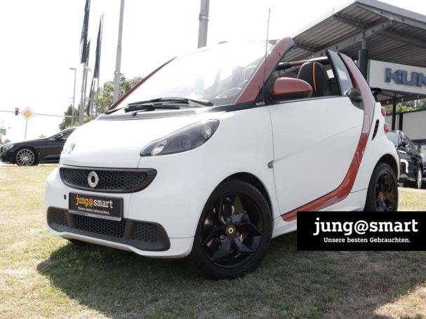 SMART fortwo cabrio  passion edition limited 14 SHZ