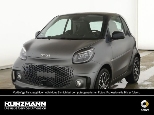 SMART EQ fortwo ExclusiveP Navi LED Panorama DAB SHZ