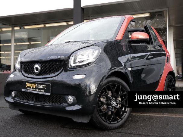 SMART fortwo cabrio electric drive Cool/Media LED