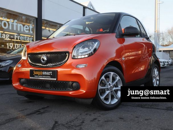 "SMART fortwo electric drive Cool&Media Panorama 15""LMR"