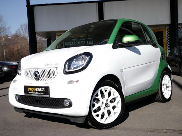 SMART fortwo electric drive Cool/Media LED/Sensor SHZ