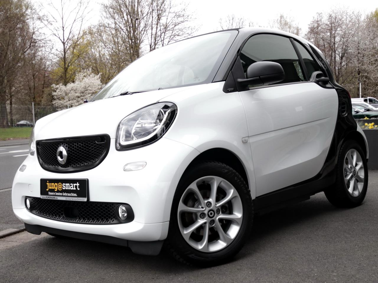 SMART fortwo electric drive Passion Cool&Audio Klima