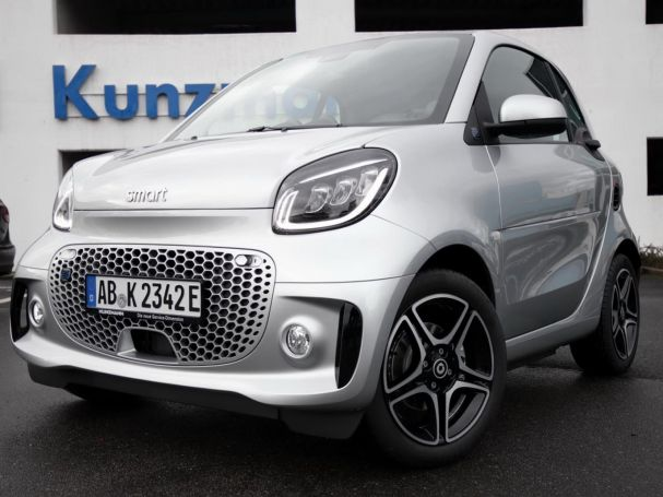 SMART smart EQ fortwo Exclusvie LED Kamera Panorama