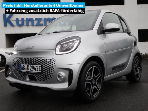 SMART smart EQ fortwo pulse Exclusvie LED Panorama DAB