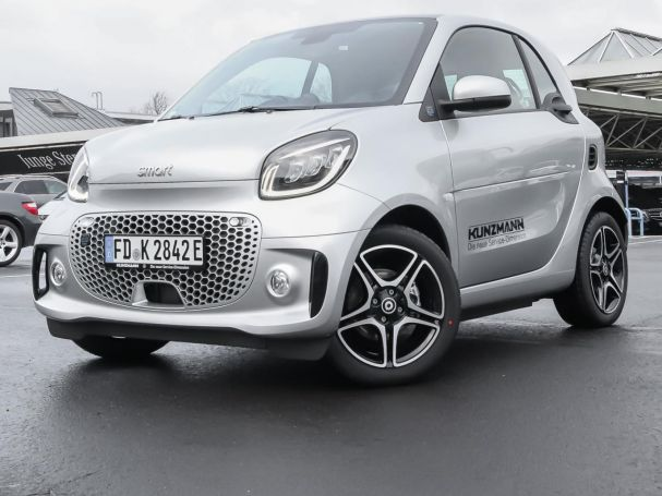 SMART smart EQ fortwo Exclusive Kamera SHZ