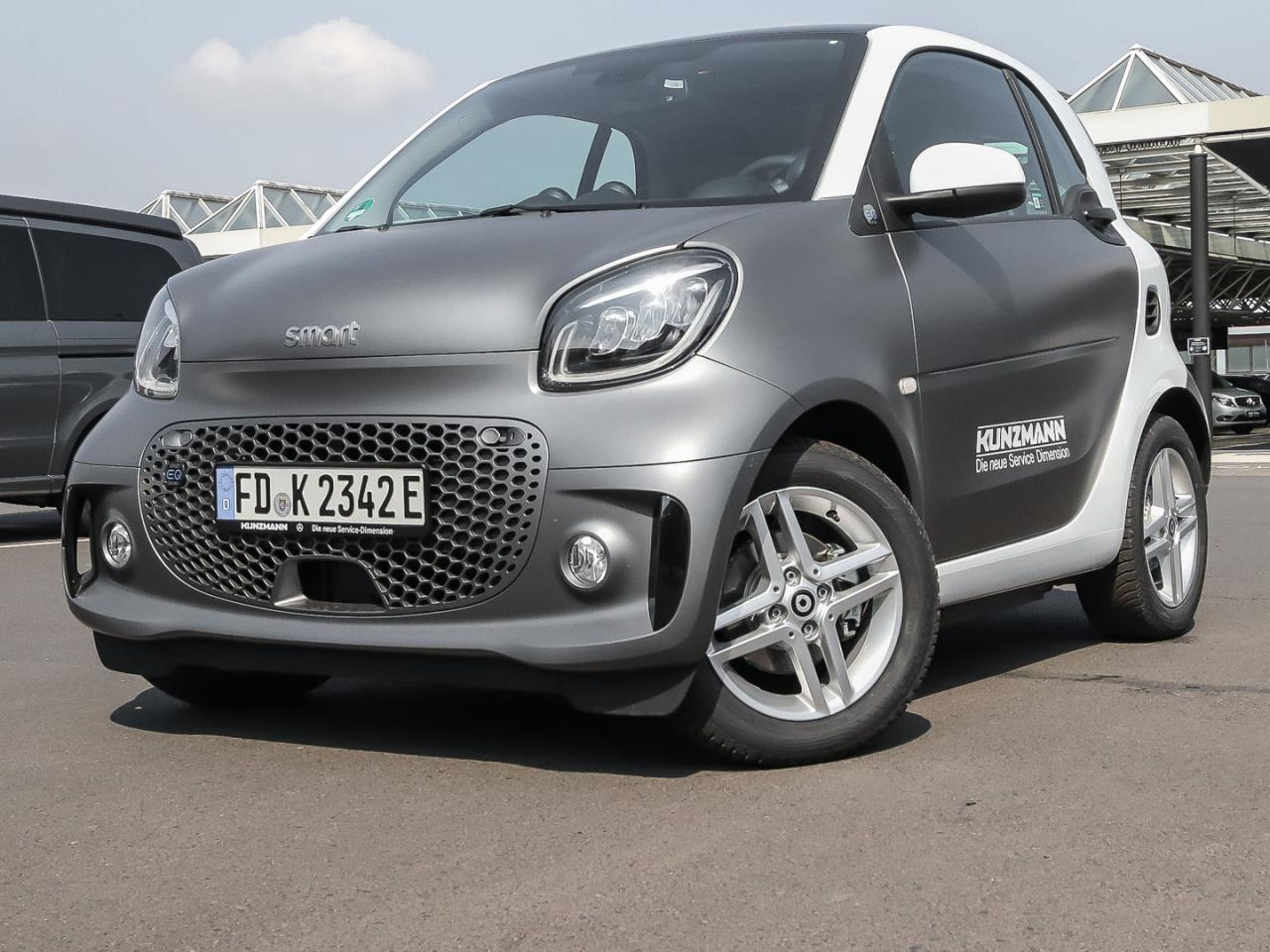 SMART smart EQ fortwo Exclusive LED Kamera Panorama