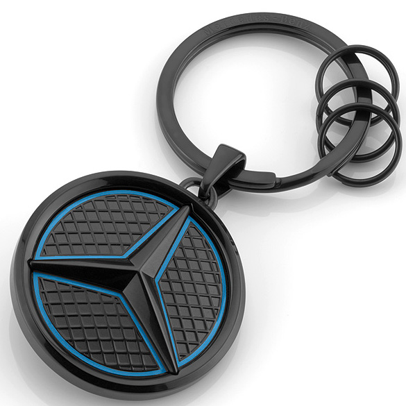 key ring las vegas black edition mercedes benz collection. Black Bedroom Furniture Sets. Home Design Ideas