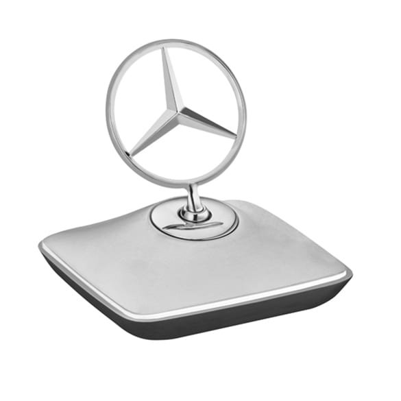 Briefbeschwerer aus Zinkdruckguss Original Mercedes-Benz Collection