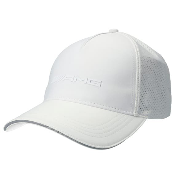 AMG Baseball Cap weiss Original Mercedes-AMG Collection