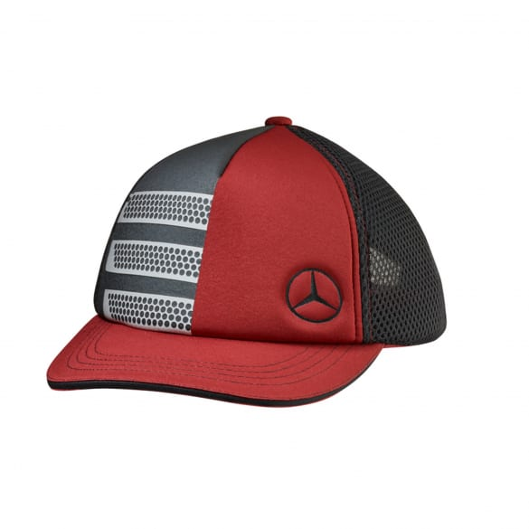 Cap Actros Kinder rot Original Mercedes-Benz Collection