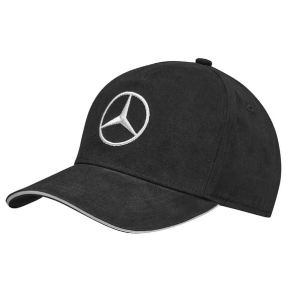 Cap Herren schwarz / silber Original Mercedes-Benz Collection