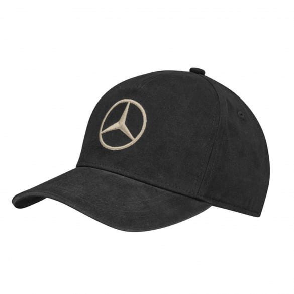 Cap Herren schwarz / beige Original Mercedes-Benz Collection