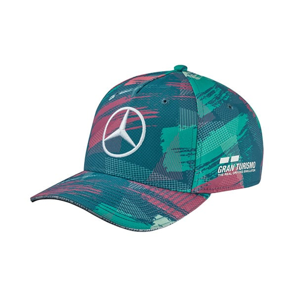 Lewis Hamilton Cap Special Edition Spanien Original Mercedes-Benz Collection
