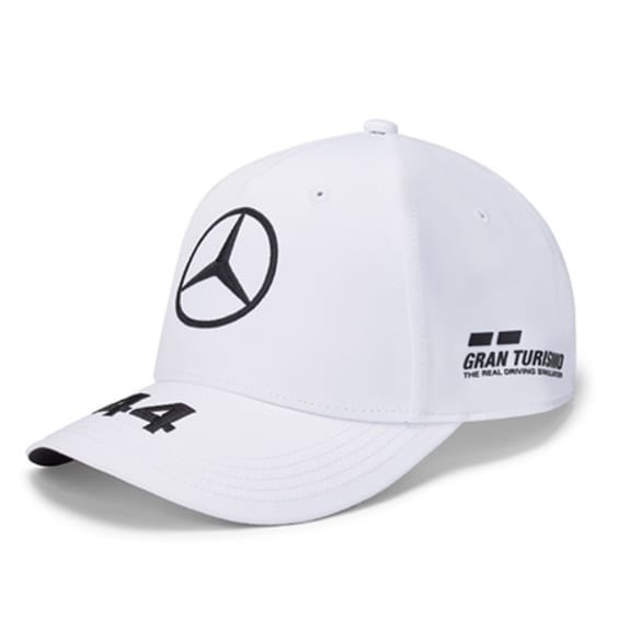 Petronas Cap Hamilton weiß Original Mercedes-AMG Collection