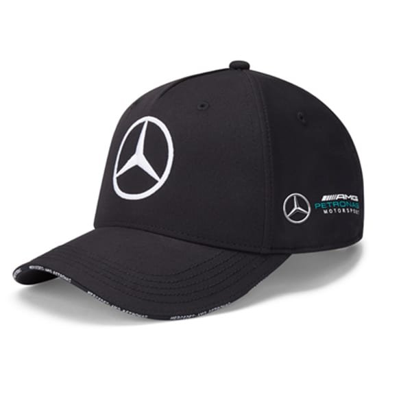 Petronas Team Cap schwarz Original Mercedes-AMG Collection