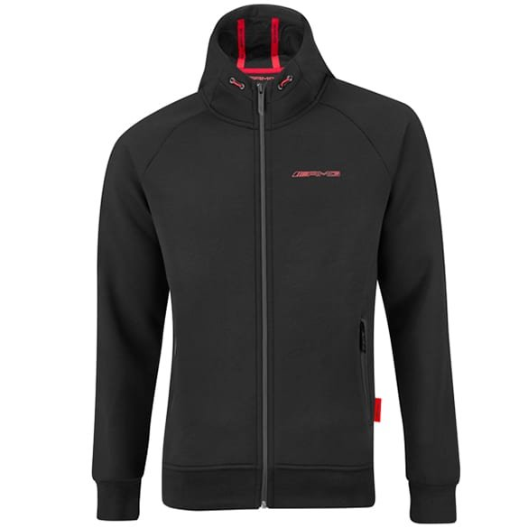 AMG Sweatjacke schwarz Herren Original Mercedes-AMG Collection