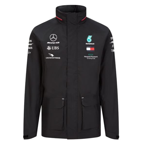 Petronas Regenjacke Herren Team Original Mercedes-AMG Collection
