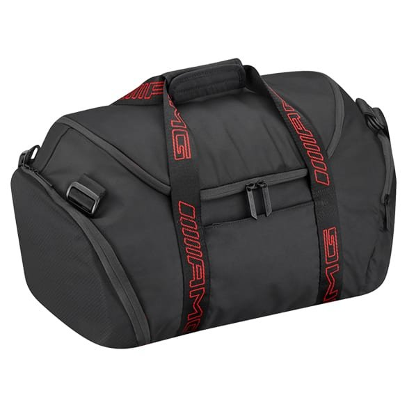 AMG Rucksacktasche schwarz / rot Original Mercedes-AMG Collection