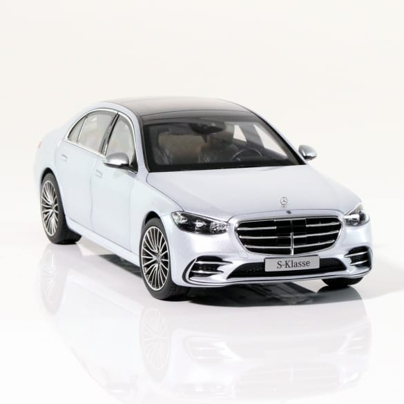 1:18 Modellauto Mercedes-Benz S-Klasse V223 hightechsilber