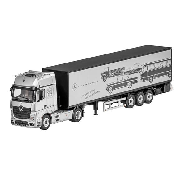 1:50 Modellauto Mercedes-Benz Actros GigaSpace FH25 Sattelzug