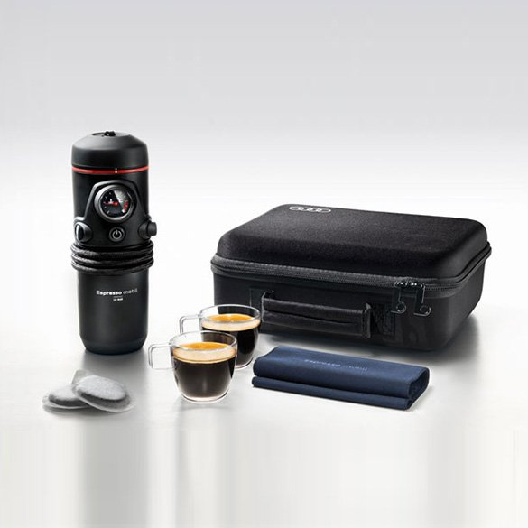 Mobile Pad Espresso Amp Coffee Machine From Audi