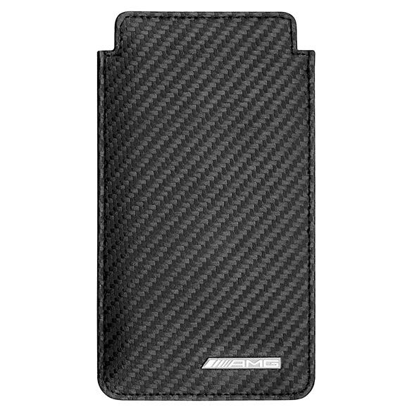 amg h lle f r iphone 6 6s carbonleder original mercedes. Black Bedroom Furniture Sets. Home Design Ideas