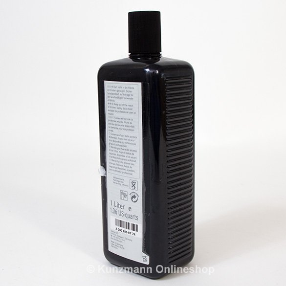 Nano polish car care genuine mercedes benz for Mercedes benz cleaning products