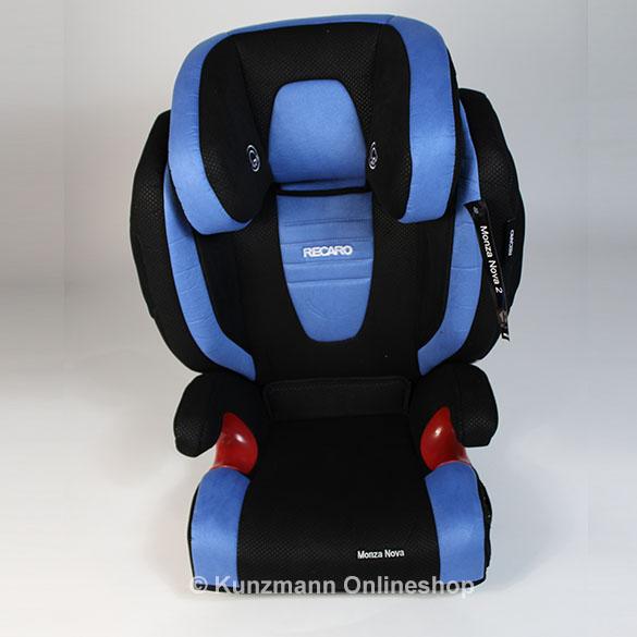 auto kindersitz recaro monza nova 2 saphire blau design. Black Bedroom Furniture Sets. Home Design Ideas