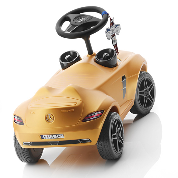 sls amg bobby benz car antideslizante auto big bambi. Black Bedroom Furniture Sets. Home Design Ideas