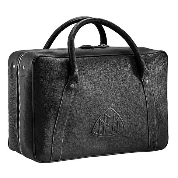Maybach Reisetasche schwarz Original Maybach Selection